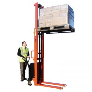 Electric Lift Stackers (VVE1000) - Liftmate | Pallet Trucks
