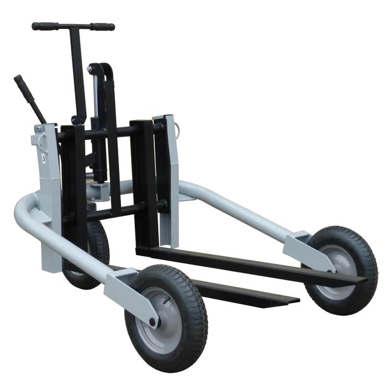 mini rough terrain pallet trucks liftmate pallet trucks stackers scissor lifts platform. Black Bedroom Furniture Sets. Home Design Ideas