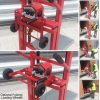 wsb150 folding loading wheels