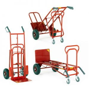 Dual Purpose / 3 Way Sack Trucks