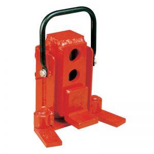 hydraulic-toe-jack