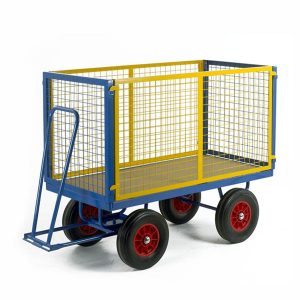 turntable-trailer-with-mesh-cage-support-tr121sms