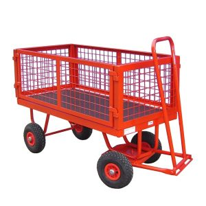 turntable-trailer-with-mesh-sides-tr351p
