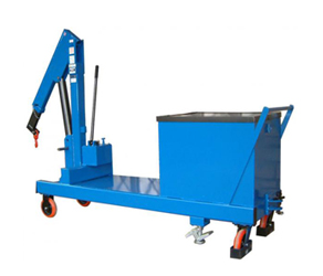 2000kg Heavy Duty Counterbalanced Crane