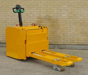 5t heavy duty powered pallet truck
