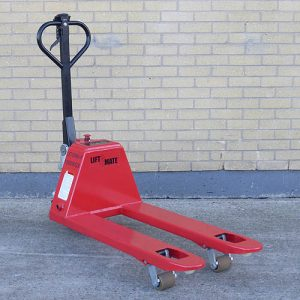 Fully-Powered Pallet Truck - LET15MH-P 1000