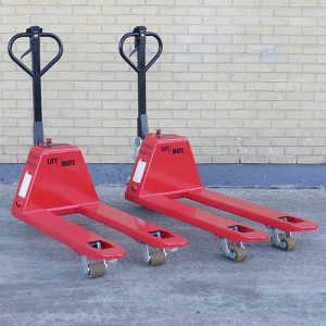 Fully-Powered Pallet Trucks - LET15MH-P mixed
