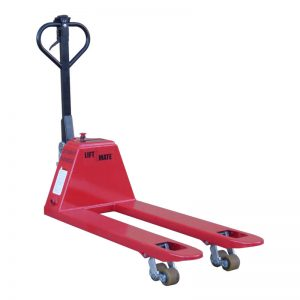 Fully-powered Pallet Truck LET15 - 540x1150