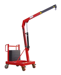 Heavy Duty Counterbalanced Workshop Crane