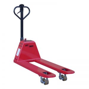 Semi-powered Pallet Truck LET15 - 540x1150