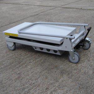 aluminium-scissor-table-SCL-150-ALU-folded