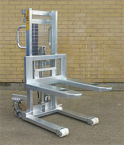 special stacker-galvanised