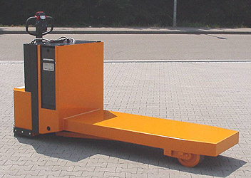 powered platform truck 02