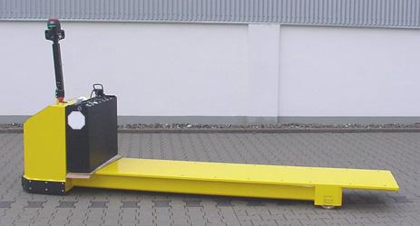 powered platform truck 05
