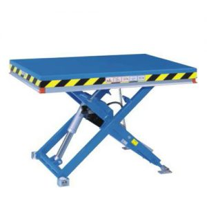 Assembly Scissor Tables