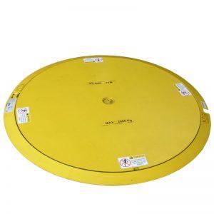 2 ton Pallet Disc Turntable
