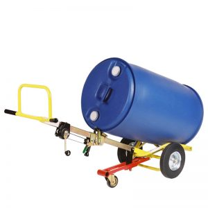 drum-buddy-pallet-loading-truck-with-winch